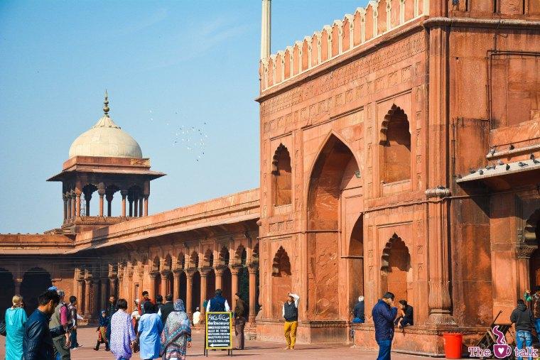 Delhi - Jama Masjid (15)