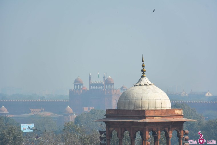 Delhi - Jama Masjid (50)