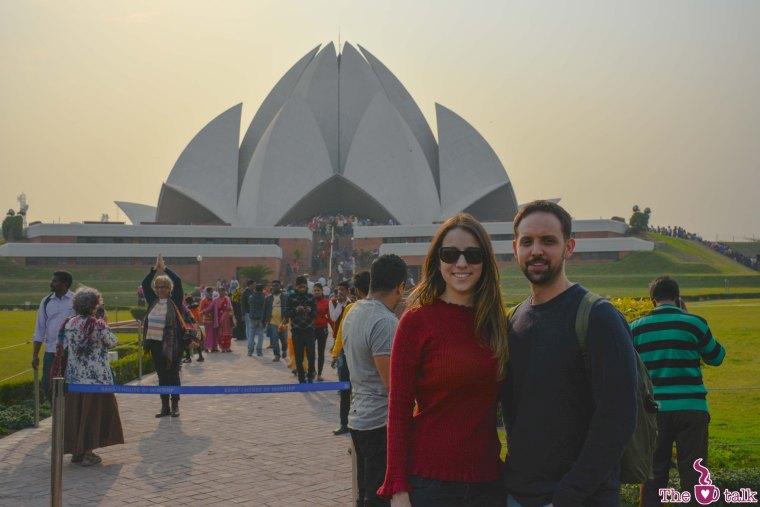 Delhi - Lotus temple (8)