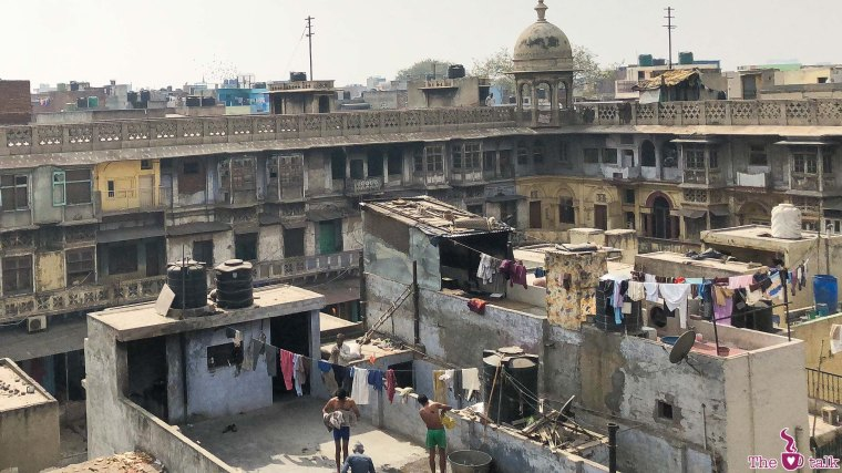 Delhi - Old Market abc